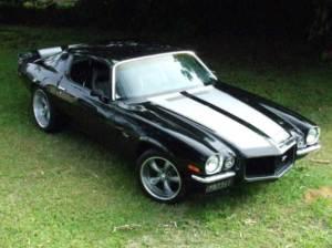 1971 Camaro GTS Monaro Mustang killer