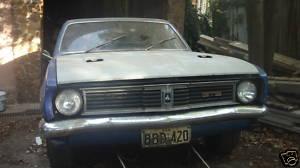 1970 HT 307 Chev Holden Monaro GTS