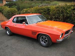 HQ 1973 GTS Monaro 2 door Coupe