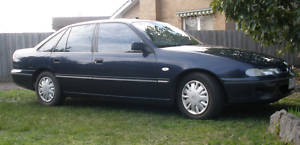 Blue 1995 Holden Commodore VS Executive