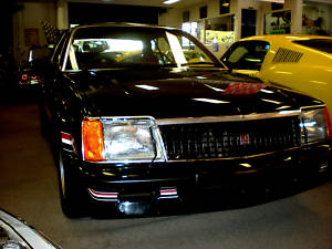 Black 1981 Holden Commodore VC Brock VB VH