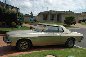 Brown 1974 Holden Monaro Coupe V8