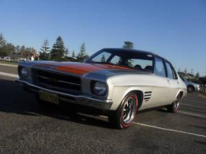 Silver 1971 Holden Monaro HQ GTS
