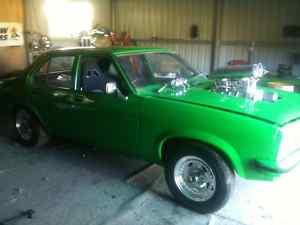 Green Holden Torana LH 400 Chev 671