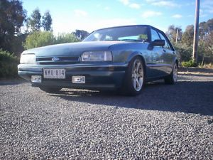 Blue 1985 Ford Falcon S-pak XF