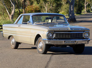 1966 Ford Futura - click to view eBay Auction