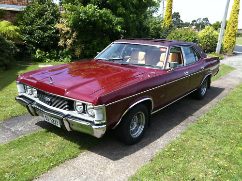 Ford Fairlane ZH Sportsman